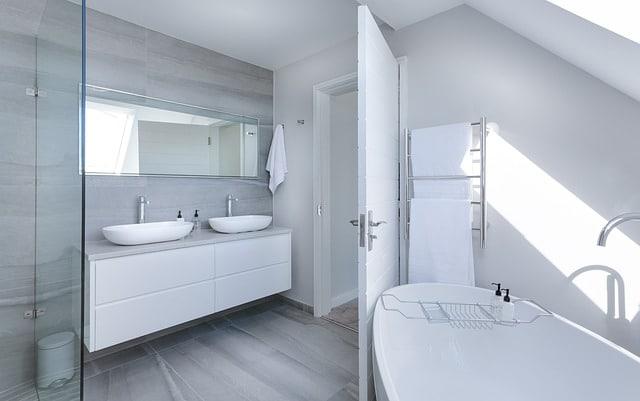 verbouwen badkamer